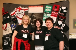 TACA_Crew_Autism_One_Booth