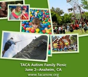 FB Ad TACA Family picnic