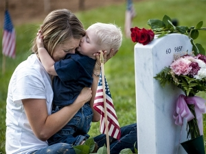 memorial day mom
