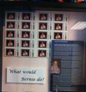 Lisa loves Bernie