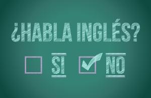 Habla ingles?