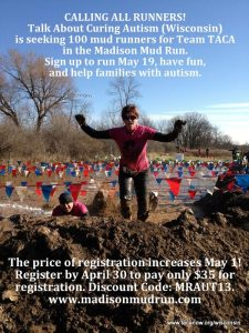 Calling all mud runners!