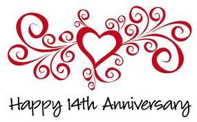 14 anniversary