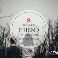 Being a friend to someone with special needs