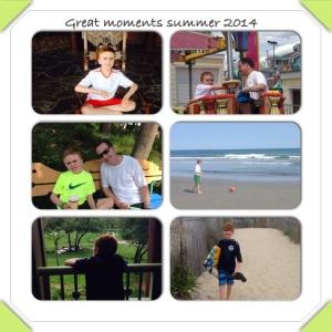 Matt Summer Vacation 2014