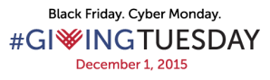 giving tuesday 2015