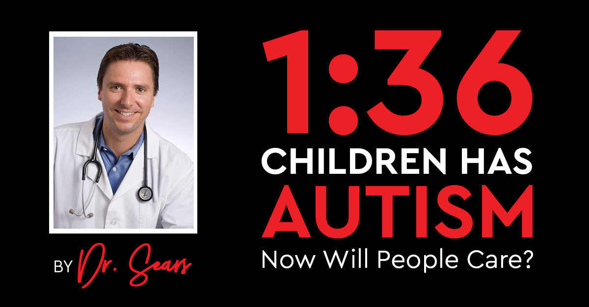 Cdc Stepping Up Autism Monitoring >> New Report Shows 1 In 36 U S Children Has An Autism Diagnosis Now