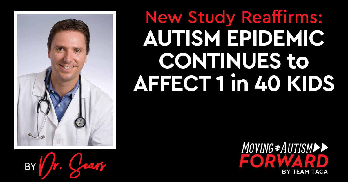 What If There Is No Autism Epidemic >> New Study Reaffirms Autism Epidemic Continues To Affect 1 In 40